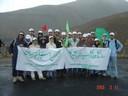 Unge iranske esperantister